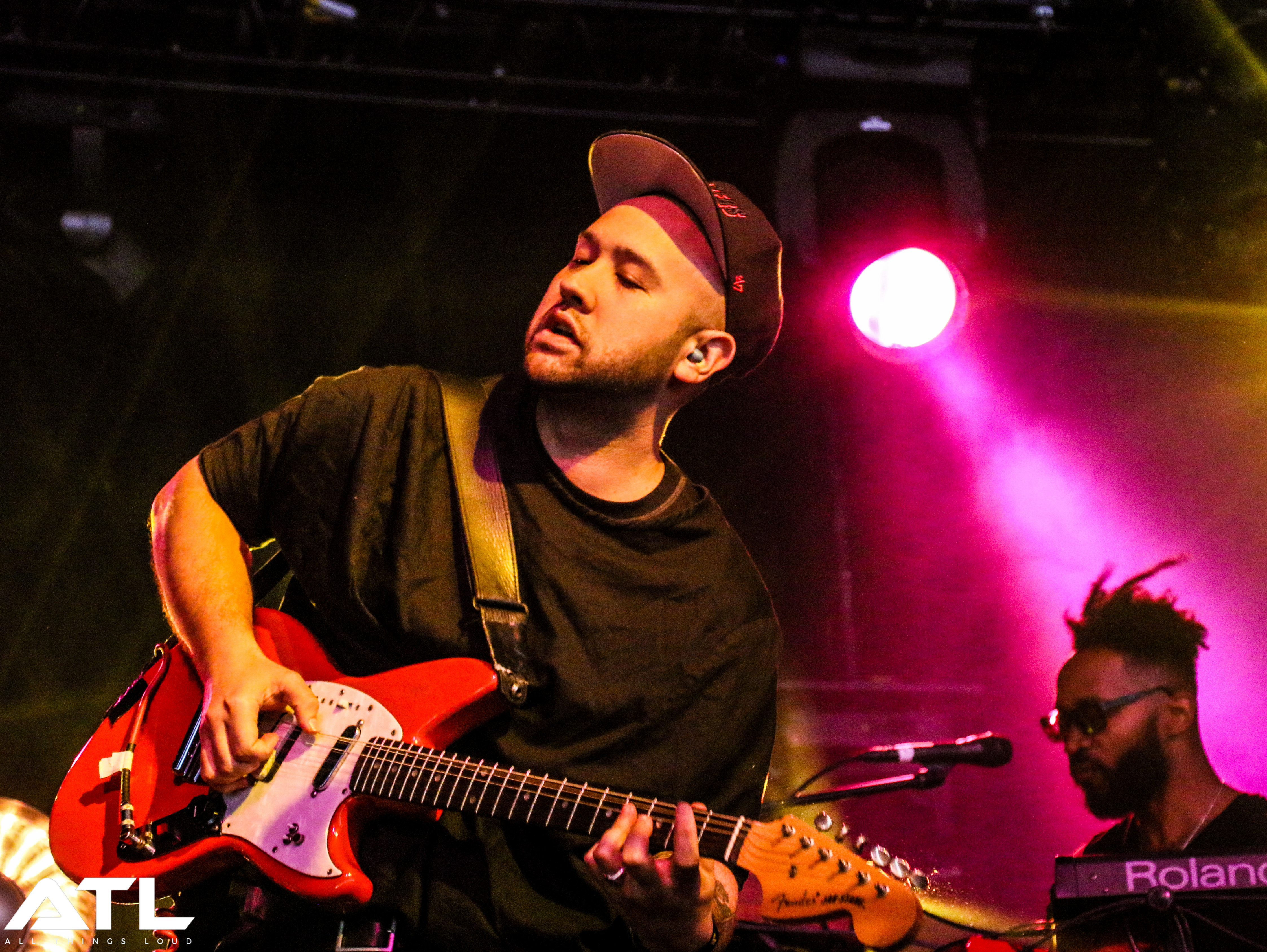Unknown Mortal Orchestra. (c) Jack Parker