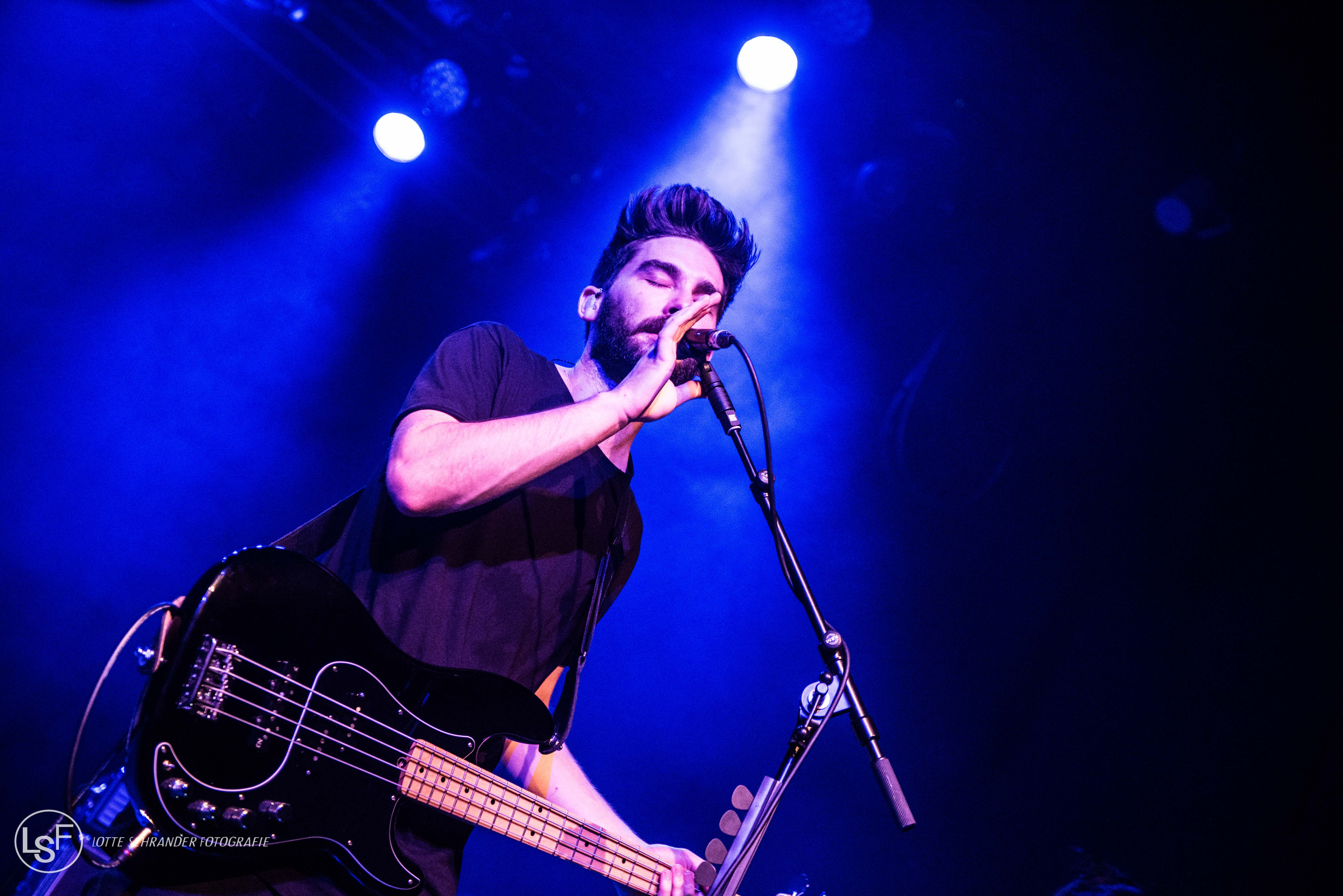 You Me At Six live in Tilburg. (c) Lotte Schrander