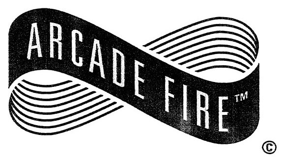 ARCADE FIRE NEW LOGO