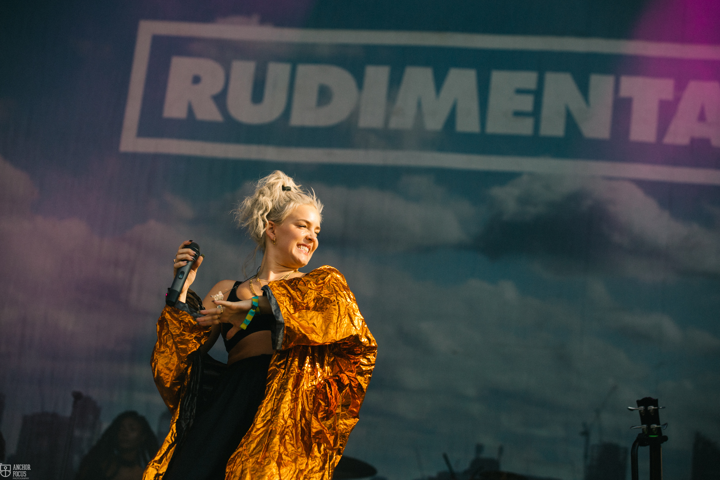 annemarie joining rudimental