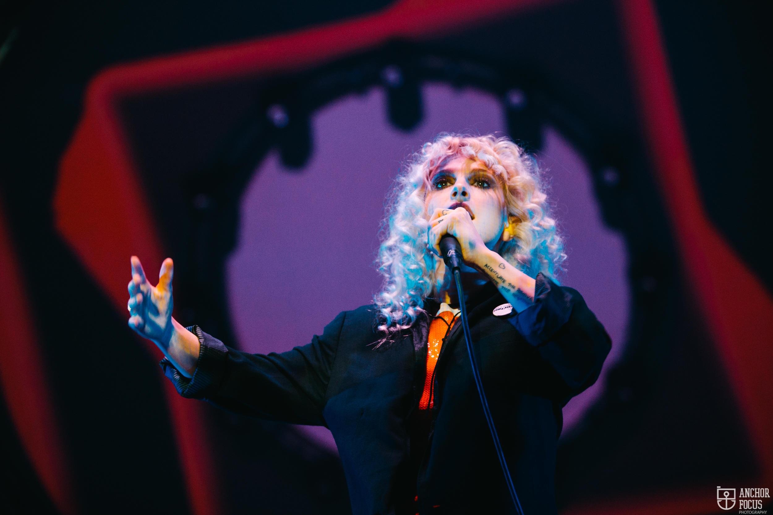 GALLERY: Paramore Rock the AFAS Live With Career-Spanning ... Paramore Afas Live