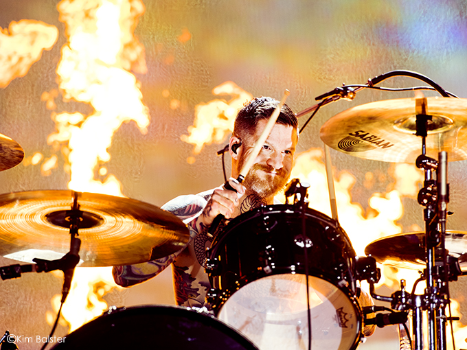 Fall Out Boy AFAS Live - by Kim Balster