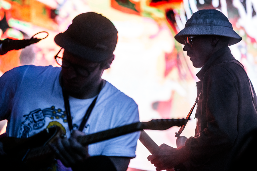 Portugal. The Man. (c) Mitchell Giebels