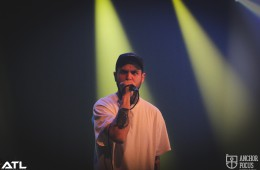 Emmure live in Amsterdam. (c) Natasja de Vries