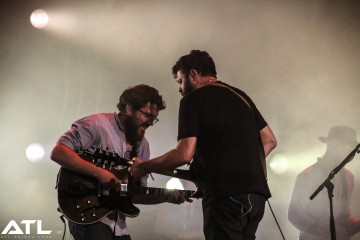 Bear's Den live at Pinkpop Festival. (c) Jack Parker