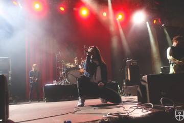 While She Sleeps live at Rock am Ring 2016. (c) Natasja de Vries