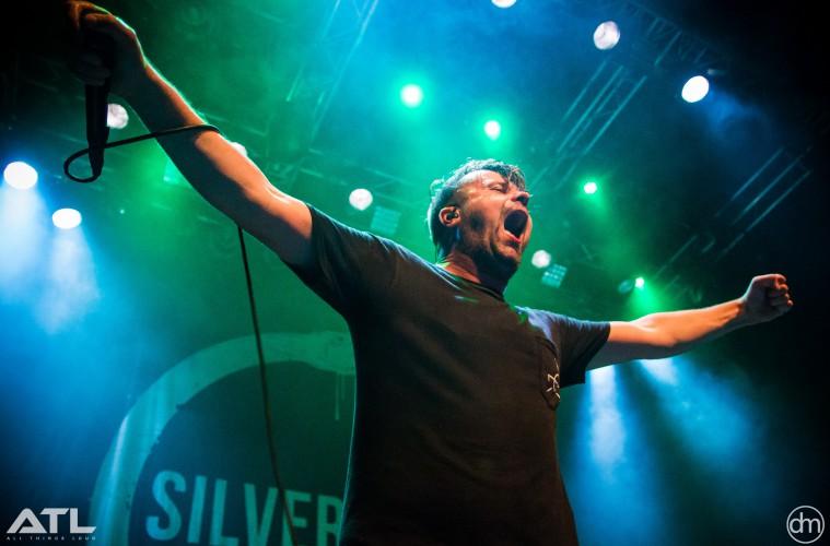 Silverstein live in Eindhoven last July. (c) Dewi Mik
