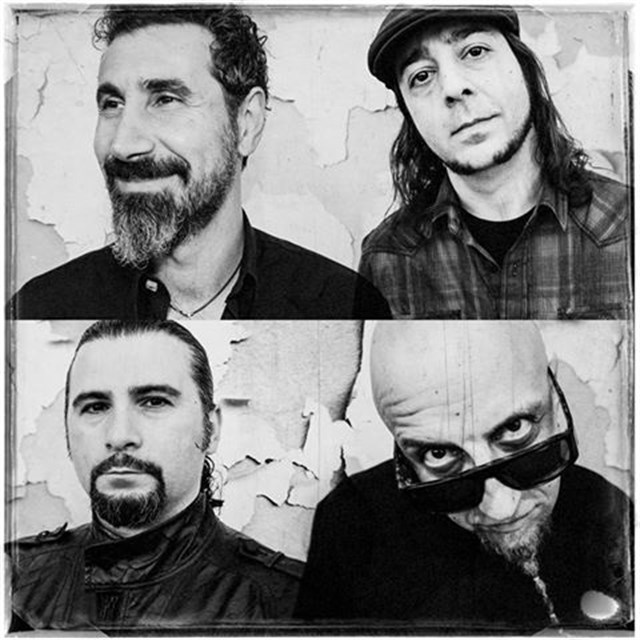 System Of A Down New Album 2019 System of a Down to Headline Pinkpop   All Things Loud