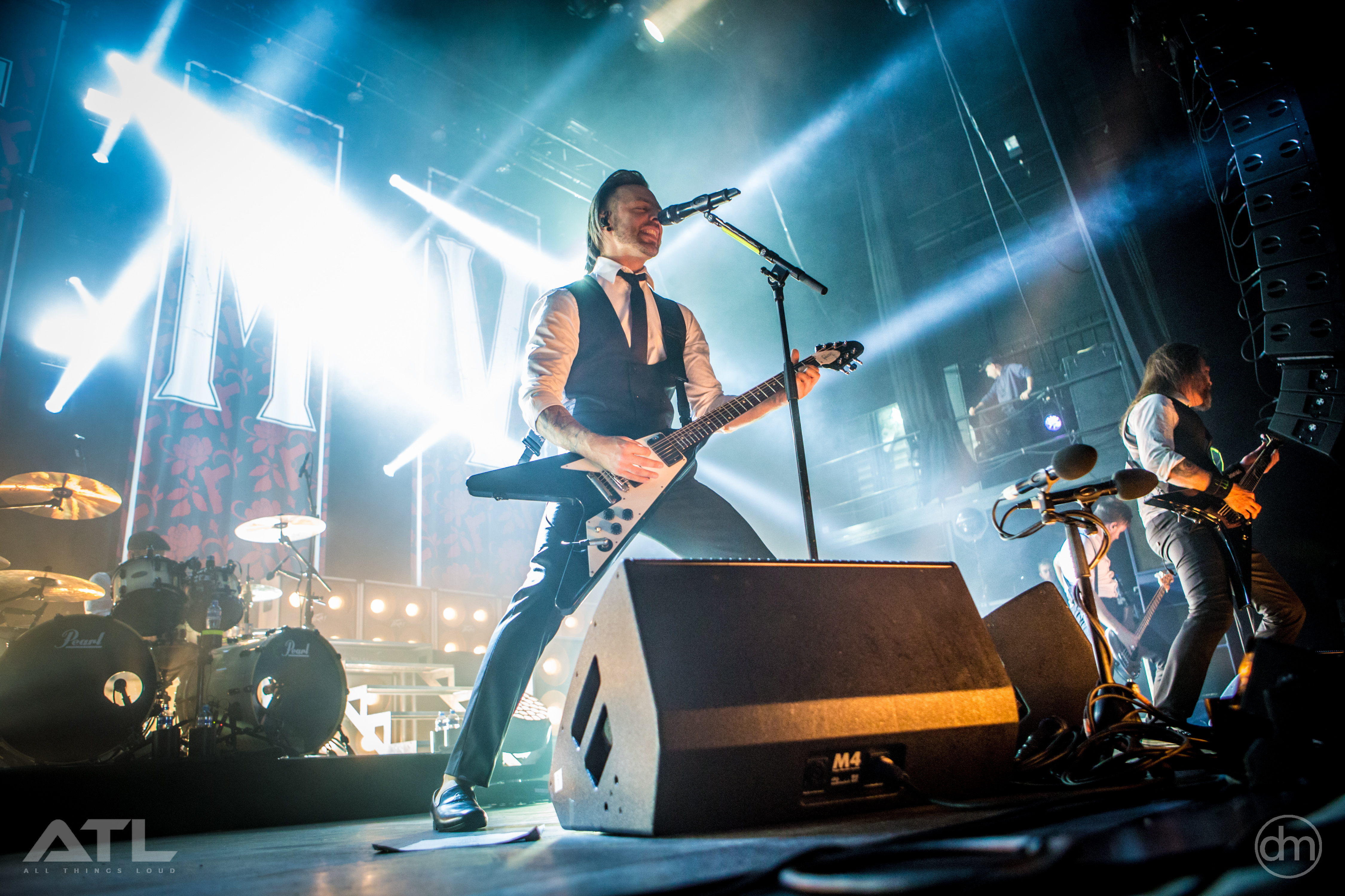 Bullet For My Valentine Share Live Video All Things Loud