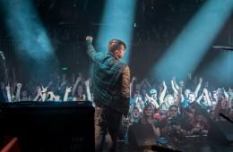 Shane Told live in Amsterdam last November. (c) Jack Parker