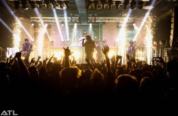 Sleeping With Sirens live in Chicago