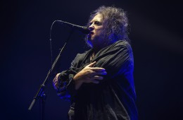 Robert Smith of The Cure. (c) Luuk Denekamp