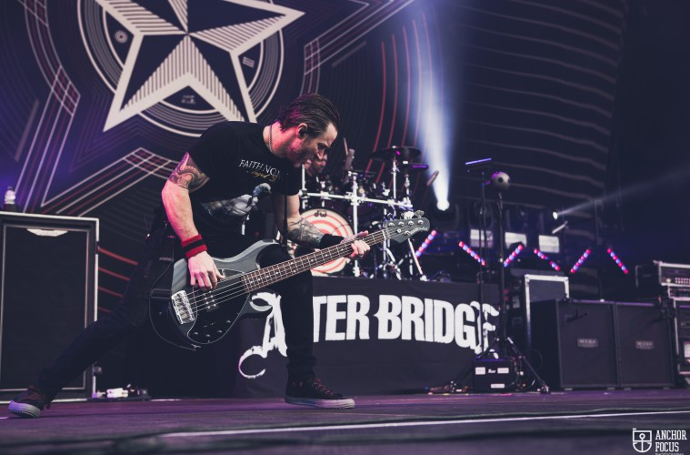 Alter Bridge. (c) Natasja de Vries