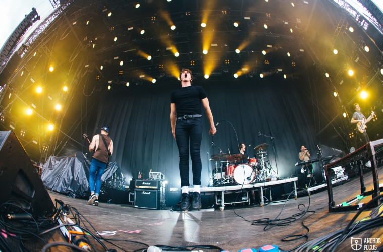 Don Broco at Rock am Ring 2017 (c) Natasja de Vries