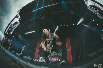 Five Finger Death Punch. (c) Natasja de Vries