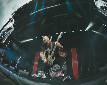 Five Finger Death Punch. (c) Natasja de Vries