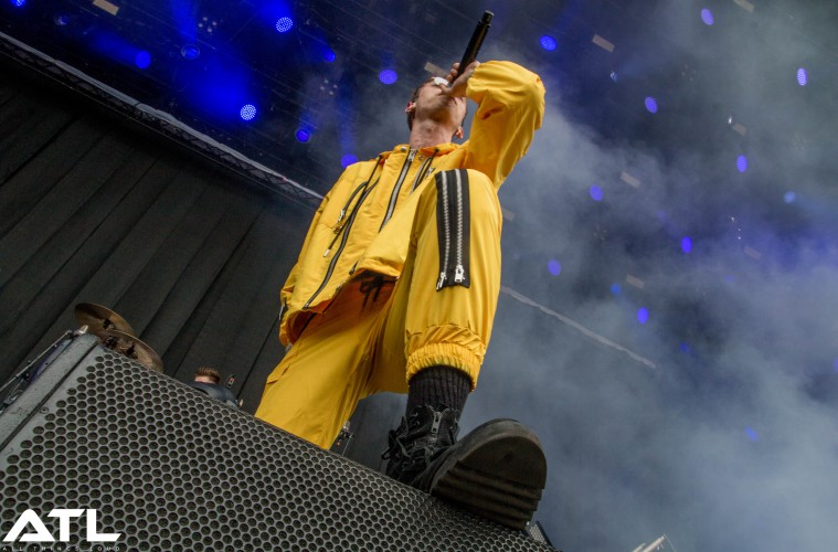 Machine Gun Kelly. (c) Jack Parker