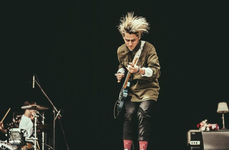 Dead! live at Nova Rock. (c) Natasja de Vries