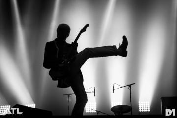 Franz Ferdinand live at Rock en Seine. (c) Dewi Mik
