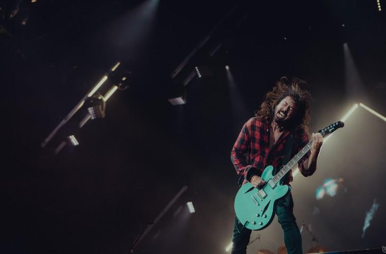 Foo Fighters. (c) Natasja de Vries