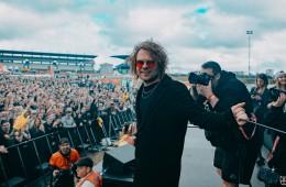 Enter Shikari at Rock am Ring. (c) Natasja de Vries