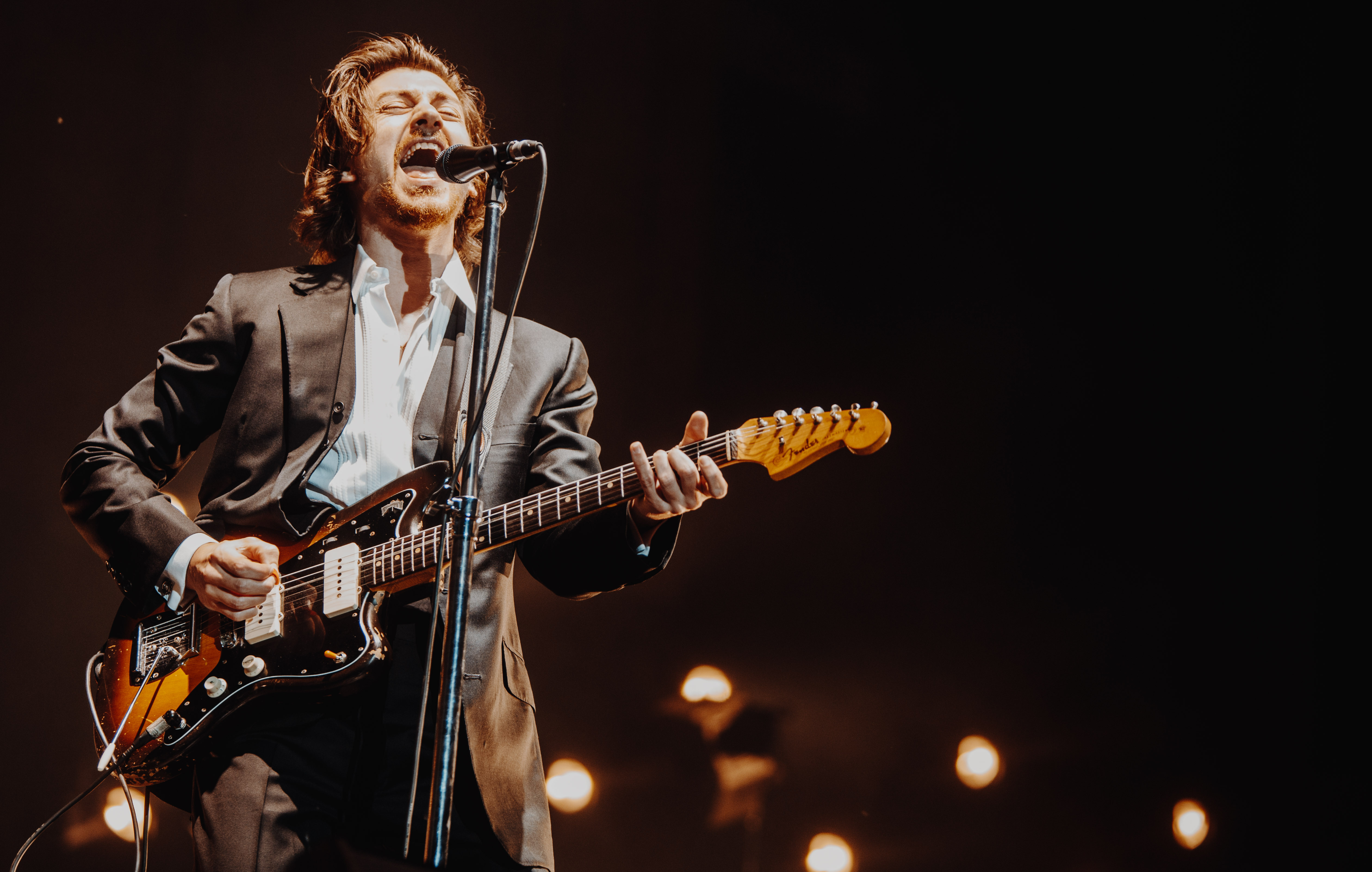 Arctic Monkeys. (c) Jack Parker