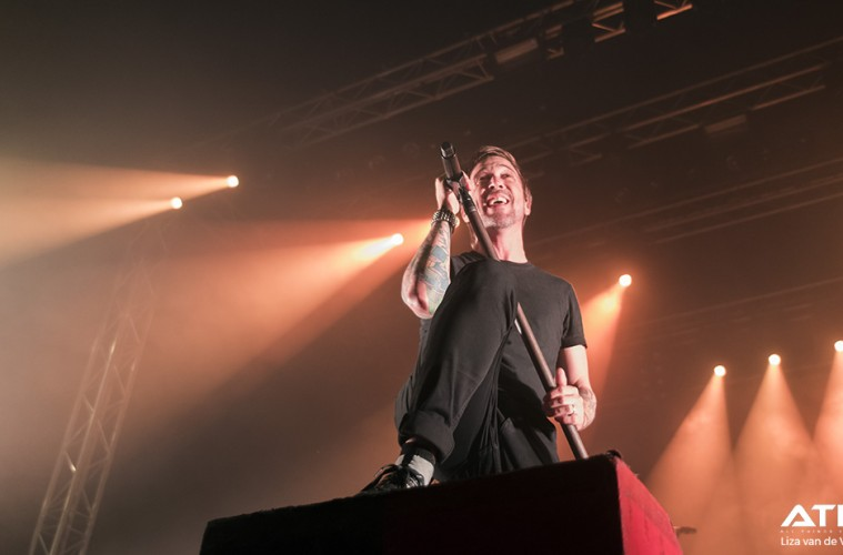 Billy Talent. (c) Liza van de Ven