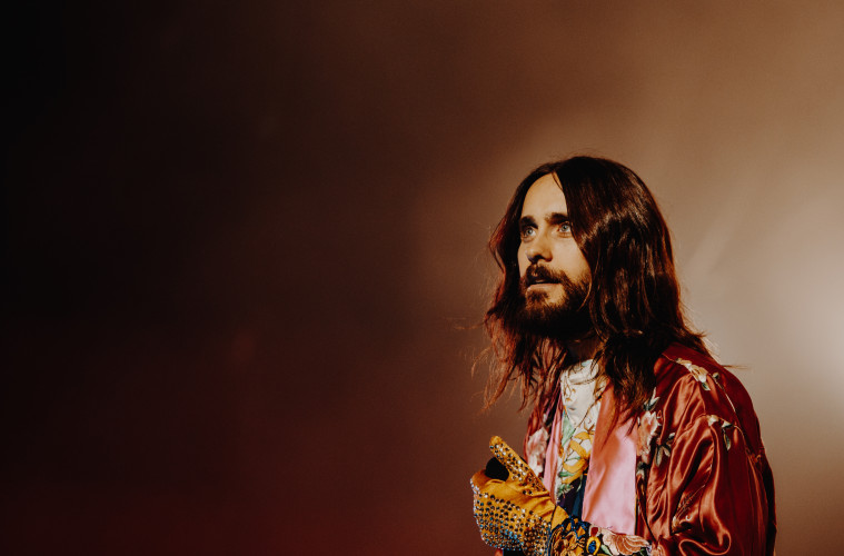Thirty Seconds to Mars. (c) Jack Parker