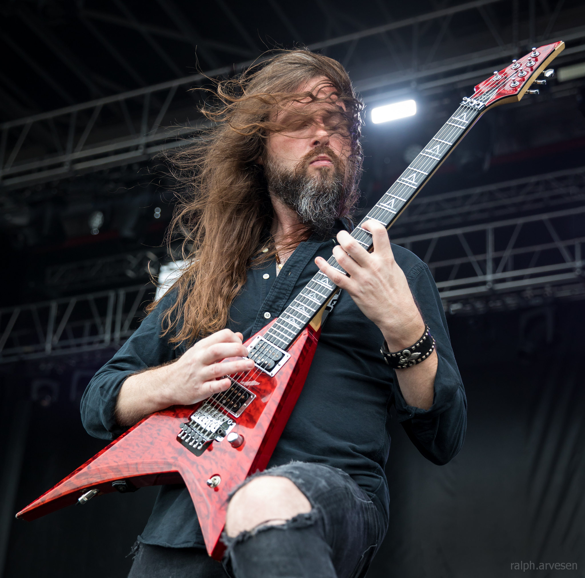 River City Rockfest 2018 - All That Remains (4)