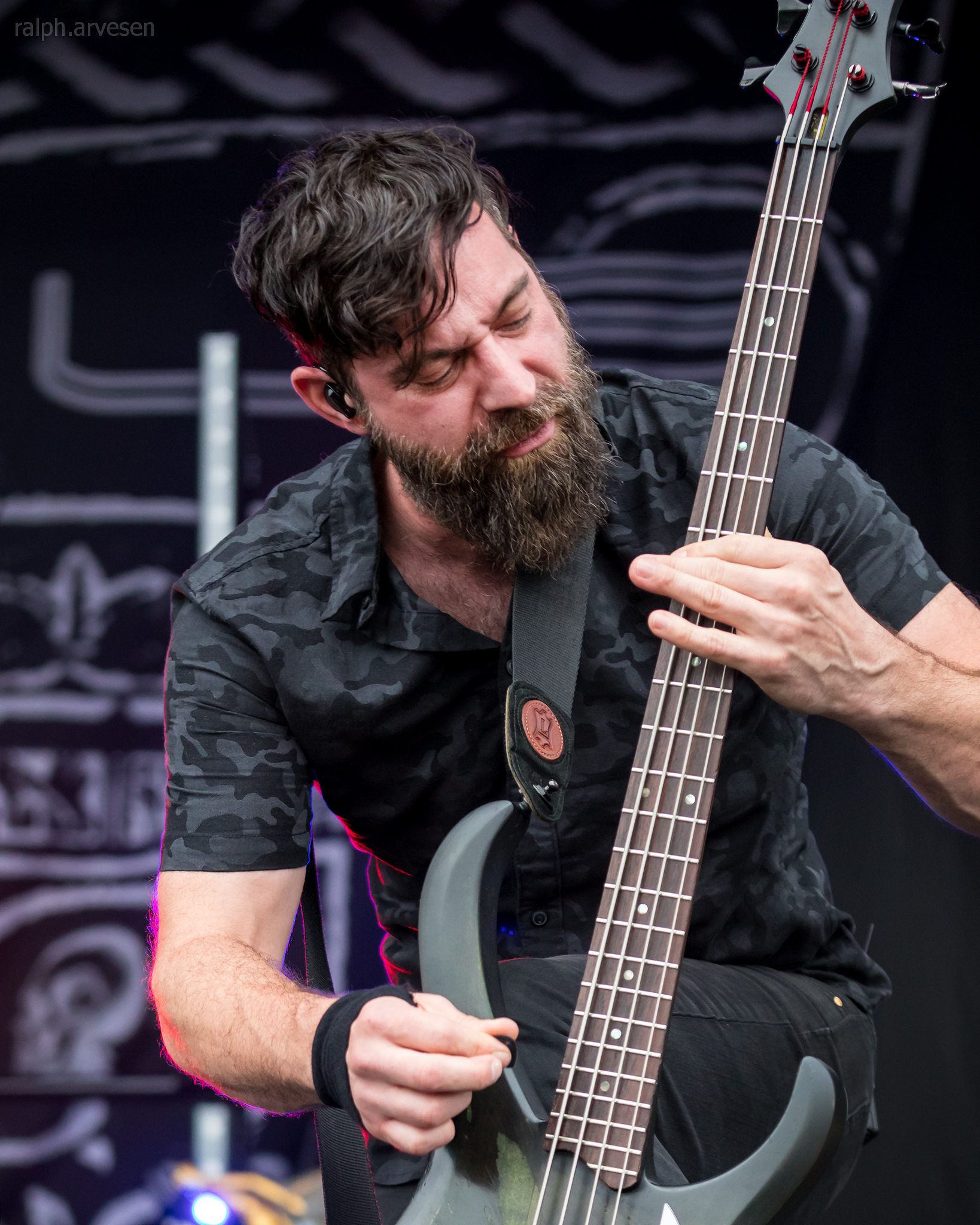 River City Rockfest 2018 - Chevelle (15)