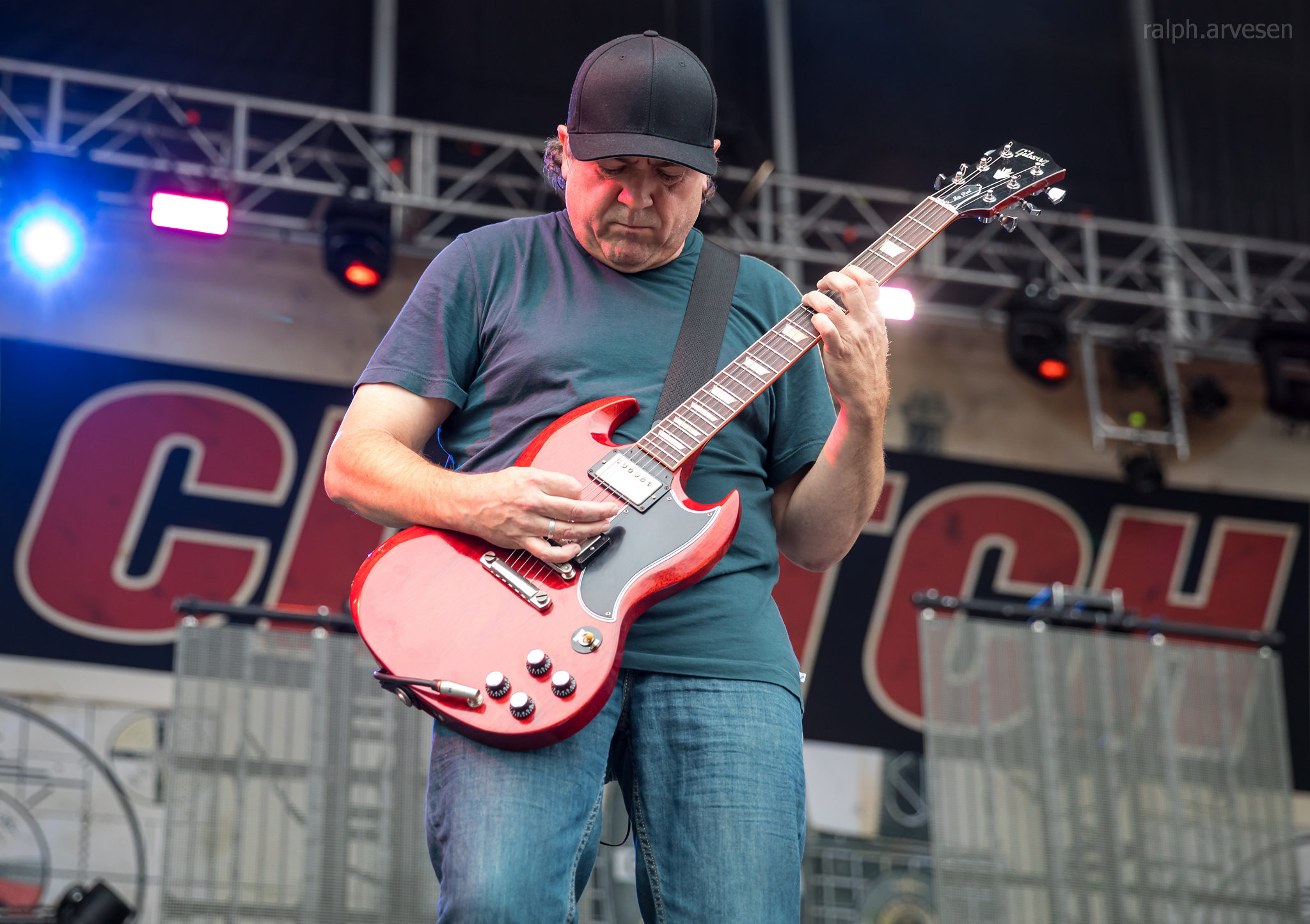 River City Rockfest 2018 - Clutch (2)