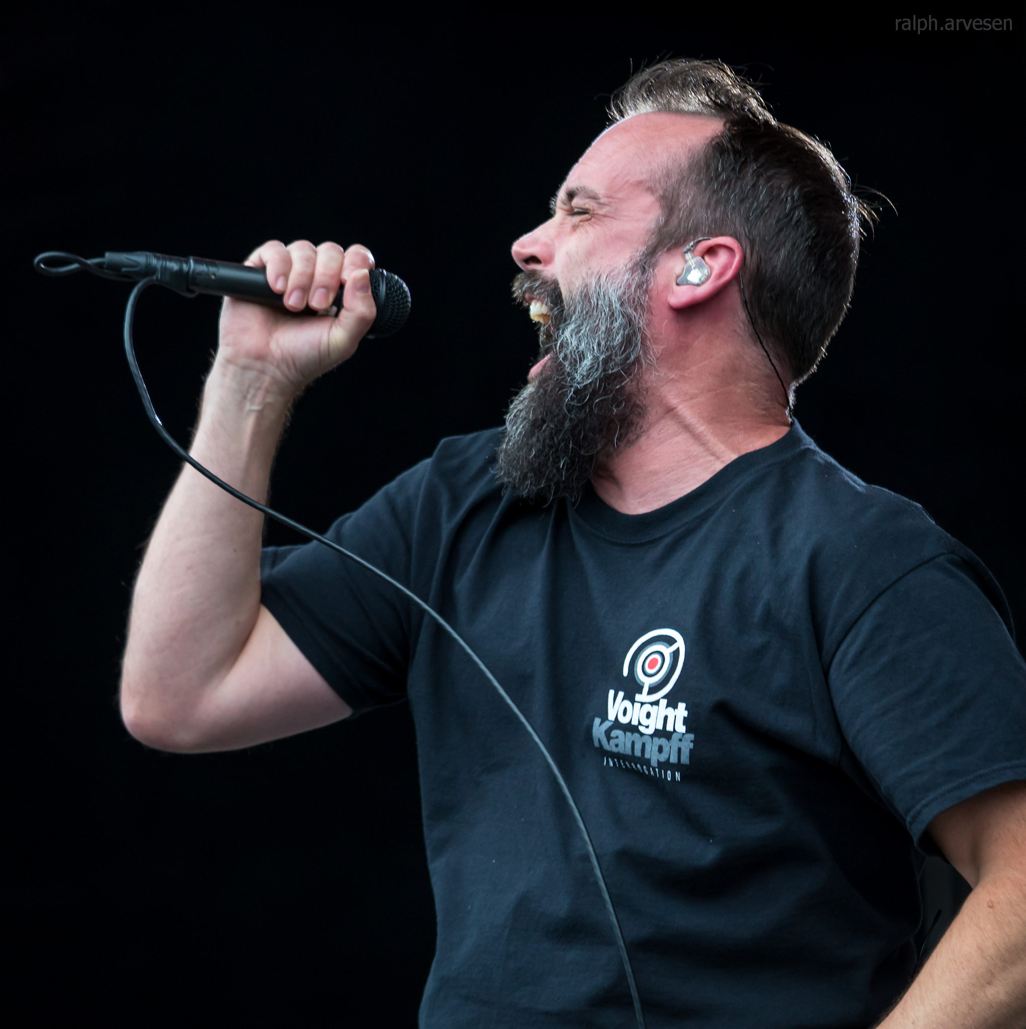 River City Rockfest 2018 - Clutch (4)