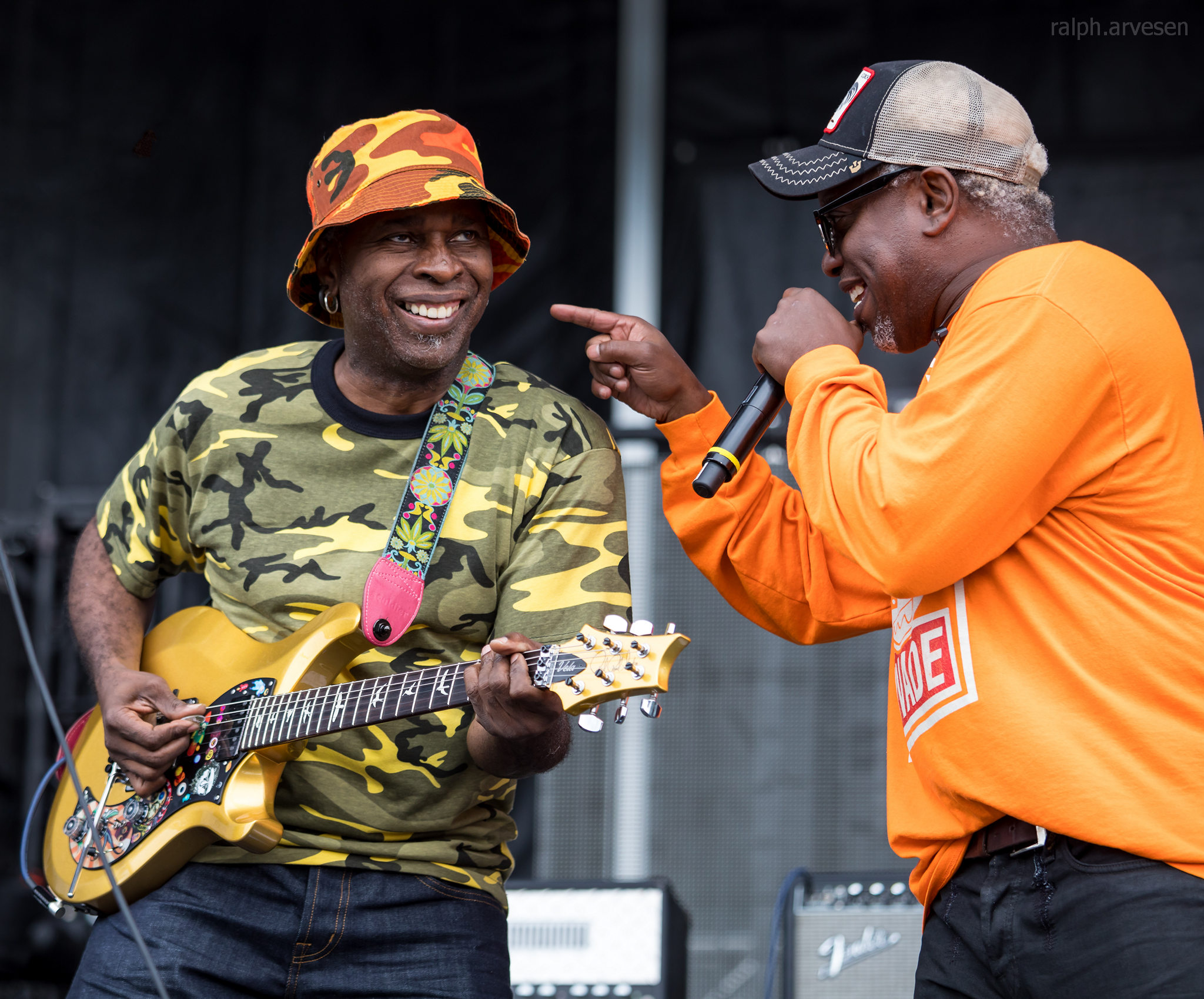 River City Rockfest 2018 - Living Colour (9)