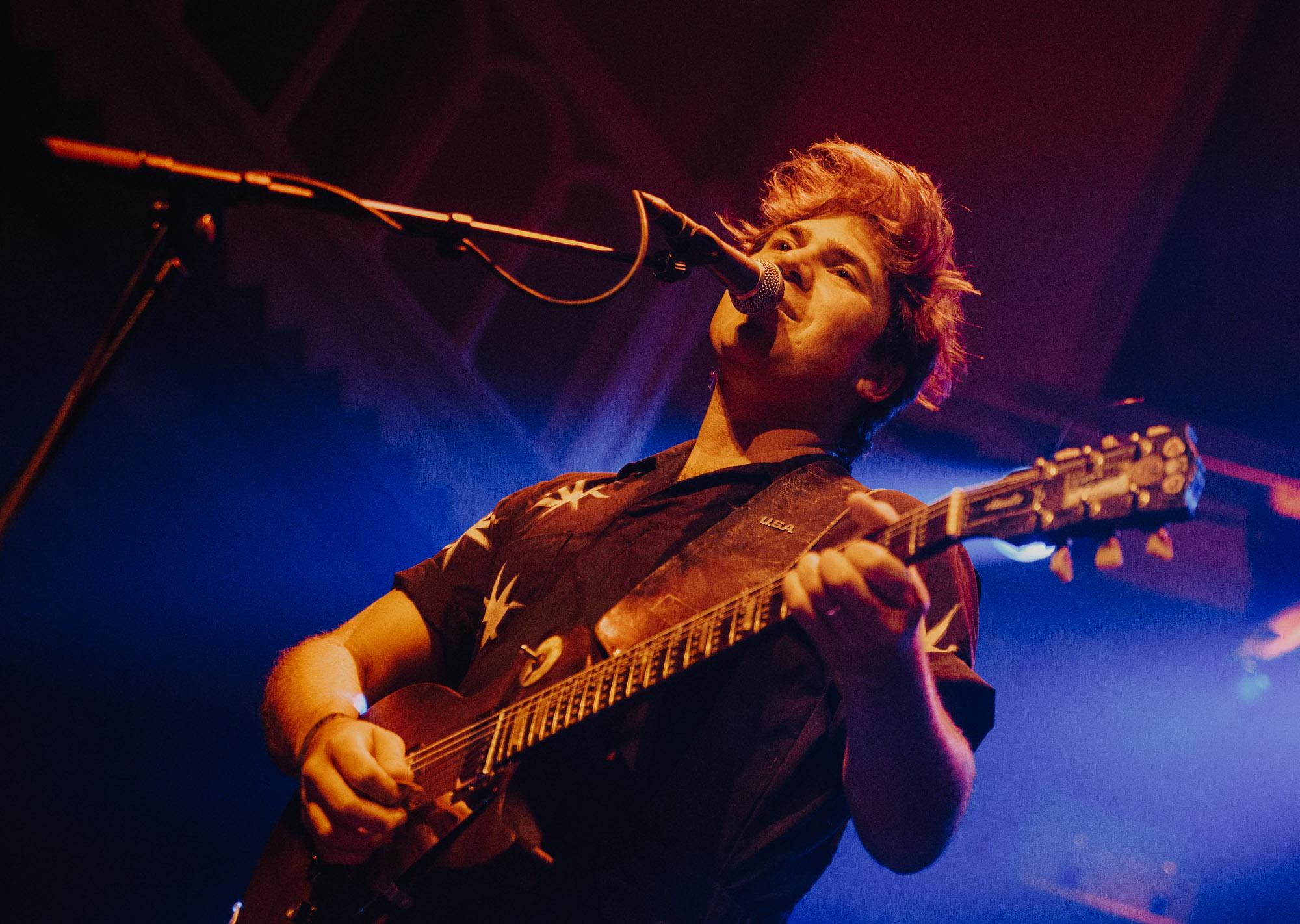 Matt Taylor. (c) Jack Parker