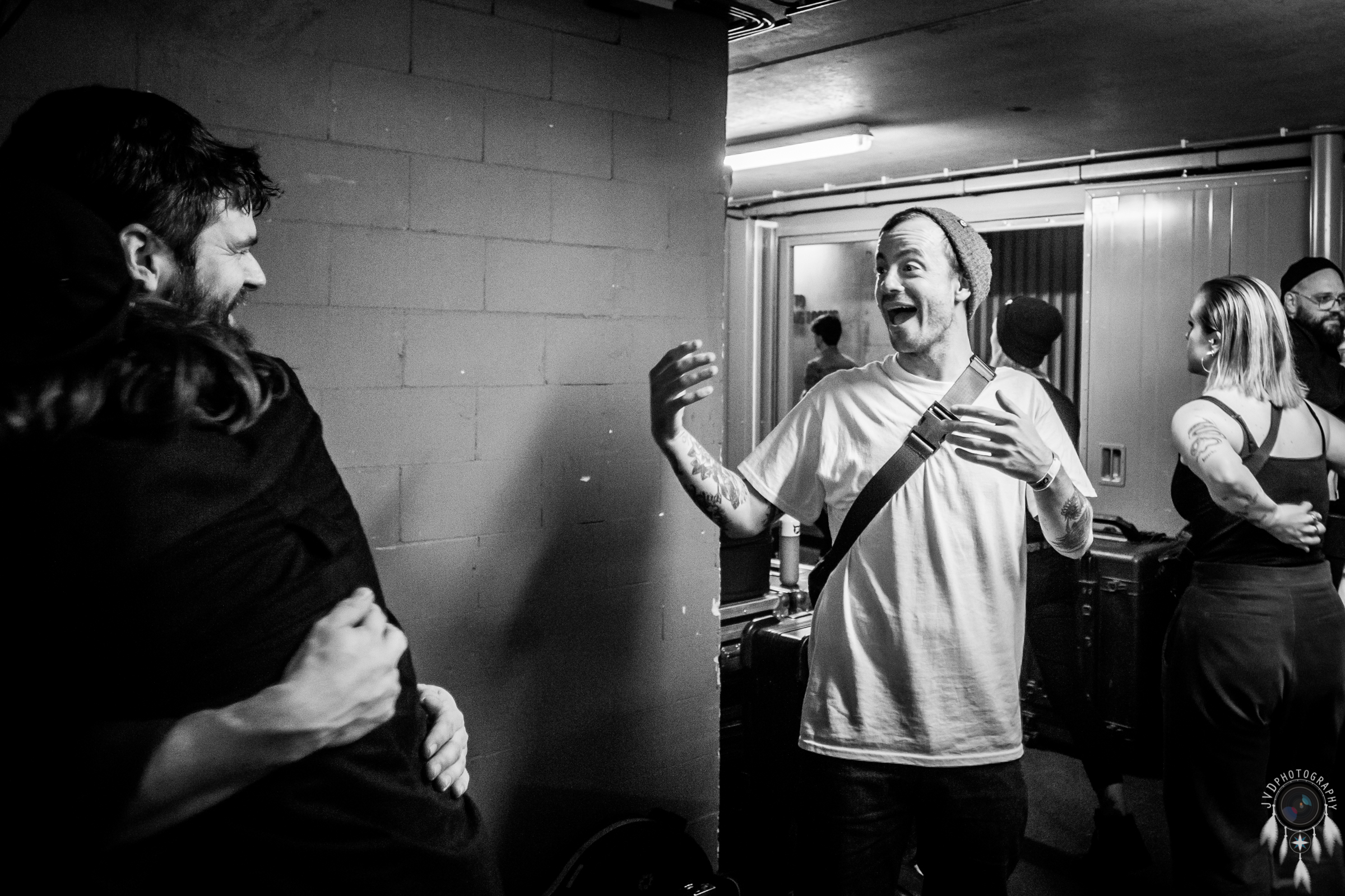 Cancer Bats - Backstage -27