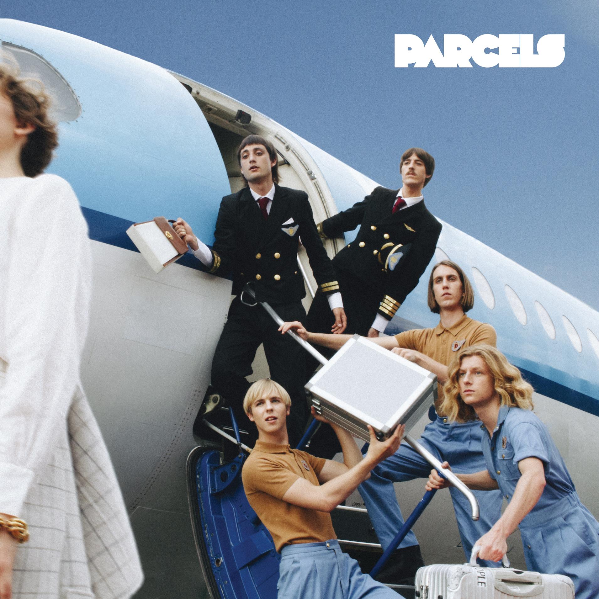 Parcelsalbumcover