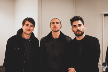 You Me At Six - jenga promo -2