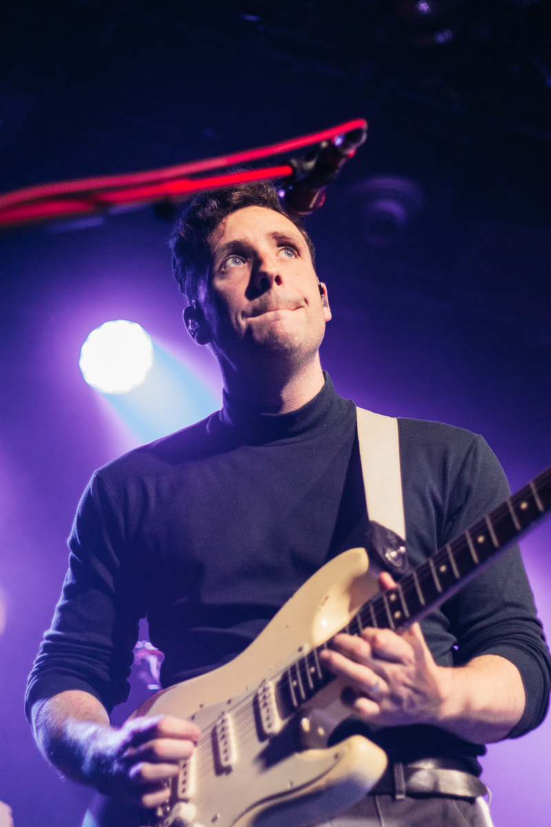 Two Door Cinema Club + Circa Waves - Maren van der Burght - Klein formaat-2014