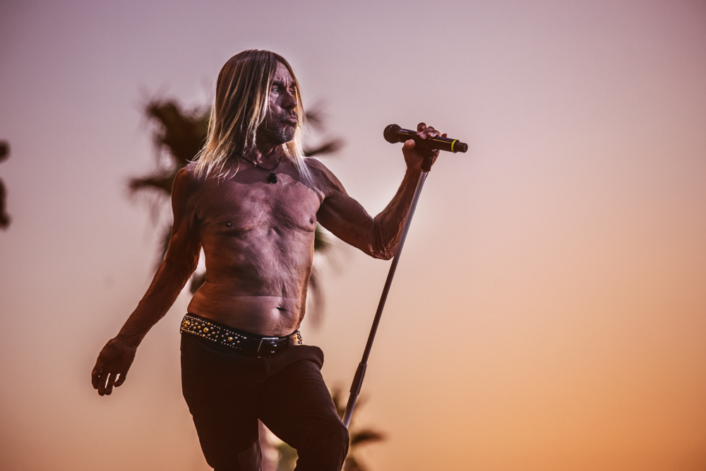 Iggy Pop. (c) Mitchell Giebels