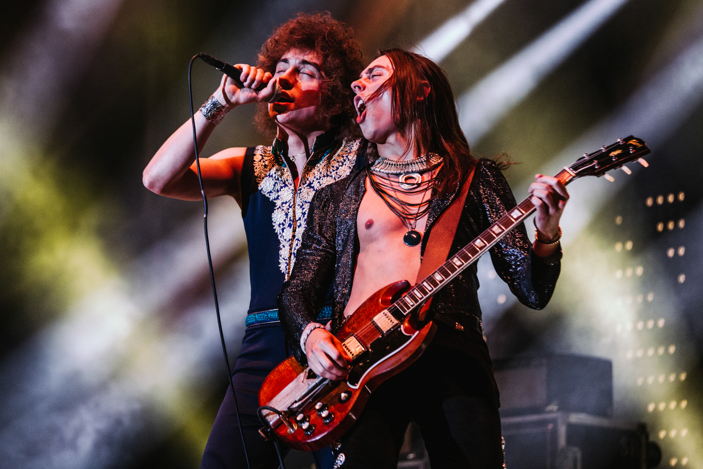 Greta van Fleet. (c) Mitchell Giebels