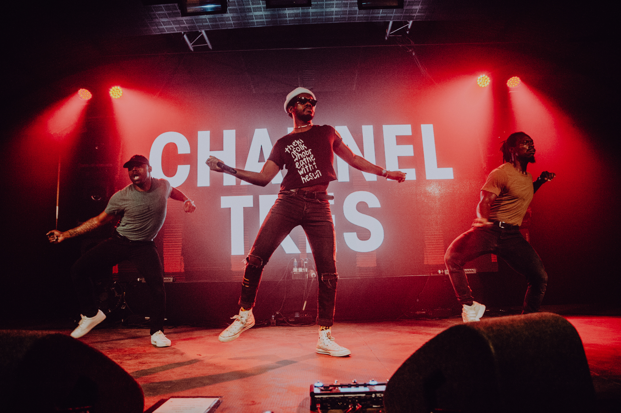 Channel Tres. (c) Marc Prodanovic