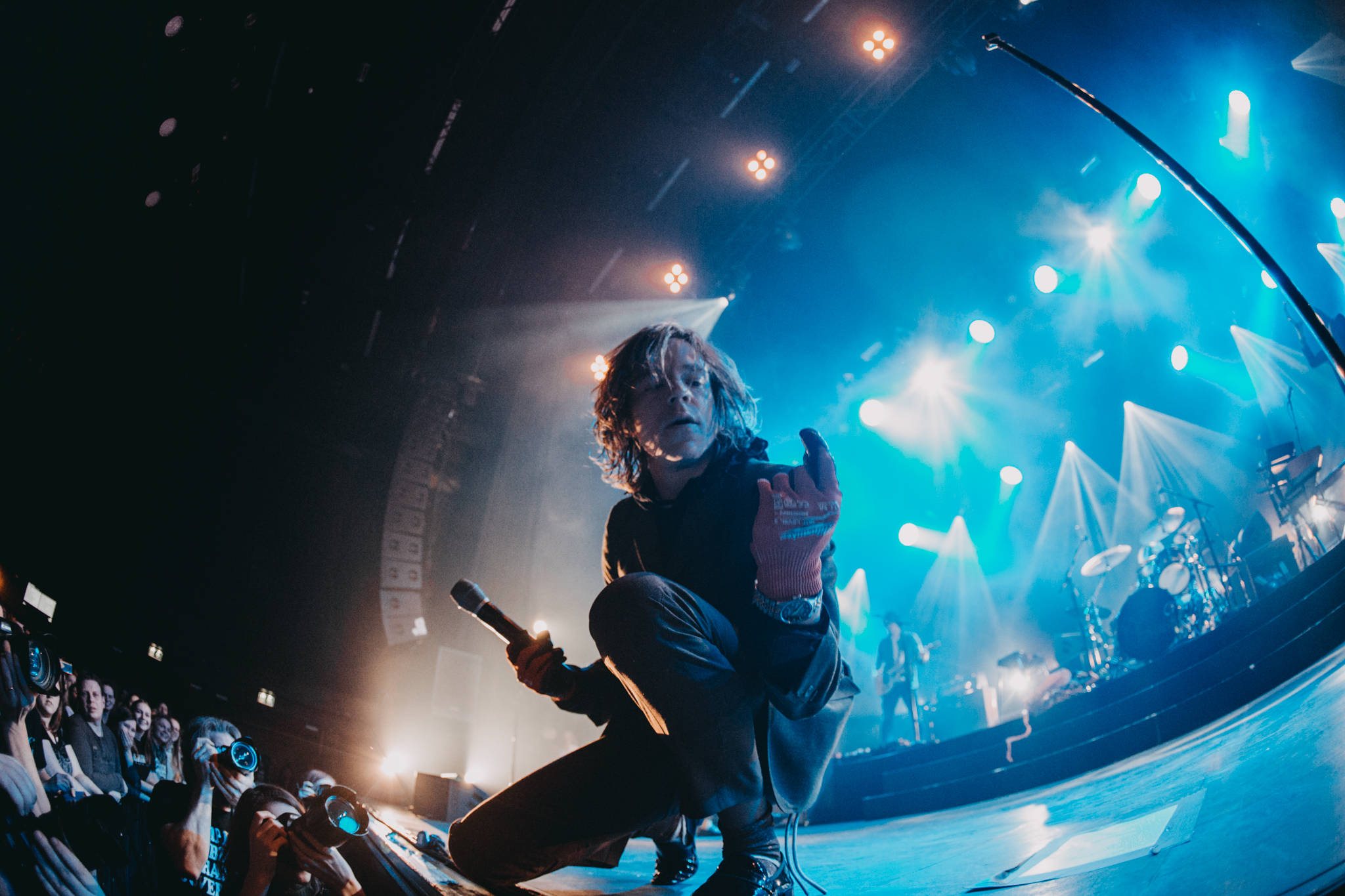 Cage the Elephant in Tilburg, one of the last shows we covered for you in 2020. (c) Natasja de Vries